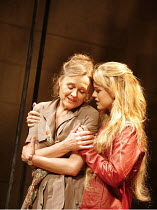 ROCK 'N' ROLL   by Tom Stoppard   director: Trevor Nunn,l-r: Sinead Cusack (Eleanor), Alice Eve (Esme),Jerwood Theatre Downstairs / Royal Court Theatre, London SW1        14/06/2006,~(c) Donald Cooper...