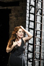 SALOME   by Richard Strauss   conductor: Kwame Ryan   director: David Leveaux,Cheryl Barker (Salome) ~English National Opera (ENO), London Coliseum  WC2  19/10/2005 ~(c) Donald Cooper/Photostage   pho...