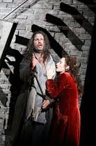 SALOME   by Richard Strauss   conductor: Kwame Ryan   director: David Leveaux ~Robert Hayward (Jokanaan), Cheryl Barker (Salome) ~English National Opera (ENO), London Coliseum  WC2  19/10/2005 ~(c) Do...