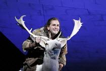 SIEGFRIED   by Wagner   conductor: Antonio Pappano   director: Keith Warner, John Treleaven (Siegfried),The Royal Opera / Covent Garden   London WC2         02/10/2005,