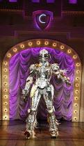 Monty Python^s SPAMALOT   ,book & lyrics: Eric Idle   music: John Du Prez & Eric Idle   director: Mike Nichols,Hannah Waddingham (The Lady of the Lake),Palace Theatre, London W1         16/10/2006,