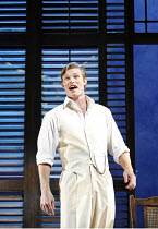 SUMMER AND SMOKE   by Tennessee Williams    director: Adrian Noble ~Chris Carmack (John Buchanan Jr.),Apollo Theatre, London W1         18/10/2006,