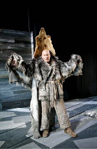 THE TEMPEST   by Shakespeare   director: Rupert Goold,Patrick Stewart (Prospero) ,part of RSC ^The Complete Works^ Festival - April 2006-March 2007,Royal Shakespeare Theatre, Stratford-upon-Avon, Engl...