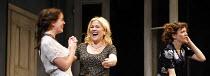 THREE SISTERS   by Chekhov   direction and set design: Krystian Lupa,l-r: Sarah Grace Wilson (Irina), Kelly McAndrew (Olga), Molly Ward (Masha),American Repertory Theatre / King^s Theatre, Edinburgh...