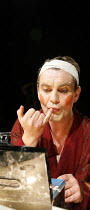 TONIGHT AT 8.30   by Noel Coward   director: Lucy Bailey,'Red Peppers' : Alexander Hanson (George Pepper),Minerva Theatre / Chichester Festival Theatre / West Sussex, England          ,26/07/2006~(c)...