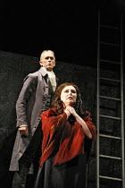 TOSCA   by Puccini   conductor: Noel Davies   director: Tim Carroll,Julie Unwin (Floria Tosca), Craig Smith (Baron Scarpia),English Touring Opera / Hackney Empire, London       09/03/2006,