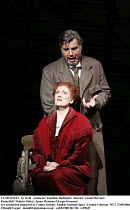 LA TRAVIATA   by Verdi   conductor: Jonathan Darlington   director: Conall Morrison,Emma Bell (Violetta Valery), James Westman (Giorgio Germont),new production supported by Culture Ireland / English N...