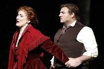 LA TRAVIATA   by Verdi   conductor: Jonathan Darlington   director: Conall Morrison,Emma Bell (Violetta Valery), Dwayne Jones (Alfredo Germont),new production supported by Culture Ireland / English Na...