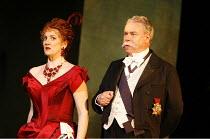 LA TRAVIATA   by Verdi   conductor: Jonathan Darlington   director: Conall Morrison,Emma Bell (Violetta Valery), Donald Maxwell (Baron Douphol),new production supported by Culture Ireland / English Na...
