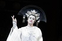 'TURANDOT' (Puccini - conductor: Valery Gergiev),Irina Gordei (Princess Turandot),The Kirov Opera / Royal Opera House / Covent Garden   London WC2        04/08/2005,