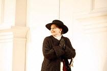 XERXES   by Handel   conductor: Noel Davies   original director: Nicholas Hytner,Lucy Schaufer (Amastris),English National Opera / London Coliseum  WC2               19/11/2005,