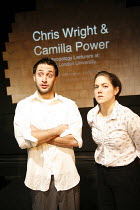YESTERDAY WAS A WEIRD DAY   Reflections on July 7th 2005,Anthropology lecturers: Aykut Hilmi, Charity Wakefield,look left look right / Battersea Arts Centre (BAC), London SW11                   09/02/...