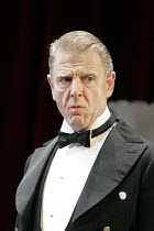 'YOU NEVER CAN TELL' (GB Shaw - director: Peter Hall),Edward Fox (Waiter),Theatre Royal Bath             25/08/2005,