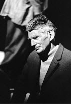 Samuel Beckett~author/director - 'Warten auf Godot' ('Waiting for Godot')~Schiller Theater/Berlin @ The Royal Court Theatre, London SW1  1976 ~(c) Donald Cooper/Photostage   photos@photostage.co.uk...