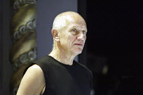 'MESSIAH - Scenes from a Crucifixion'~Steven Berkoff - author/director~The Old Vic, London SE1   02/12/2003 ~(c) Donald Cooper/Photostage   photos@photostage.co.uk   ref/2327