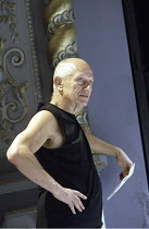 'MESSIAH - Scenes from a Crucifixion'~Steven Berkoff - author/director~The Old Vic, London SE1                        02/12/2003