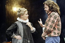 'ALL'S WELL THAT ENDS WELL' (Shakespeare)~Judi Dench (Countess of Rossillion), Gregory Doran (director)~Swan Theatre / Royal Shakespeare Company   Stratford-upon-Avon, England                    11/12...