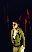 GOTTERDAMMERUNG by Wagner~Elizabeth Byrne (Brunnhilde)~Scottish Opera / Festival Theatre, Edinburgh                  05/04/2003