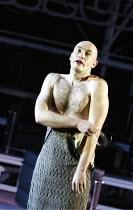 'HAMLET' (Shakespeare)   (director: Calixto Bieito) in drag: George Anton (Hamlet) Birmingham Repertory Theatre & Edinburgh International Festival co-production    Royal Lyceum Theatre, Edinburgh...