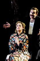 'LADY MACBETH OF MTSENSK' (Shostakovich)~Vivian Tierney (Katerina Ismailova), Robert Brubaker (Sergei)~English National Opera (ENO)/London Coliseum, London WC2  15/06/2001