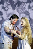 LADY MACBETH OF MTSENSK by Shostakovich  conductor: Antonio Pappano   director: Richard Jones~after killing Zinovy: Christopher Ventris (Sergey), Katarina Dalayman (Katerina Ismailova)~The Royal Opera...