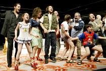 'MACBETH' (Shakespeare - director: Calixto Bieito)~company~Teatre Romea / BITE:03   Barbican Theatre, London EC2                  08/04/2003
