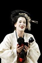 'MADAM BUTTERFLY' (Puccini)~Julia Melinek (Cio-Cio-San)~English National Opera/London Coliseum., WC2                    11/05/2002