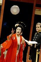 'MADAM BUTTERFLY'(Puccini)~Ai-Lan Zhu (Madam Butterfly), Carlo Scibelli (Pinkerton)~Royal Albert Hall, London   20/02/2003