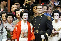 MADAM BUTTERFLY Royal Albert Hall 2003