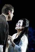 'MADAM BUTTERFLY'(Puccini)~Carlo Scibelli (Pinkerton), Ai-Lan Zhu (Madam Butterfly)~Royal Albert Hall, London   20/02/2003