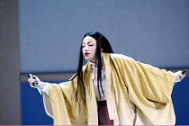 'MADAMA BUTTERFLY' (Puccini)~Cristina Gallardo-Domas ( Cio-Cio-San)~The Royal Opera / Covent Garden, London WC2           18/03/2003