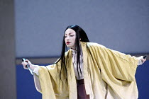 'MADAMA BUTTERFLY' (Puccini),Cristina Gallardo-Domas ( Cio-Cio-San),The Royal Opera / Covent Garden, London WC2           18/03/2003,