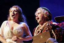 DIE ZAUBERFLOTE (THE MAGIC FLUTE) by Mozart - conductor: Jean-Yves Ossonce   director: Dominic Cooke) Rebecca Evans (Pamina), Teddy Tahu Rhodes (Papageno) Wales Millennium Centre / Cardiff        14...