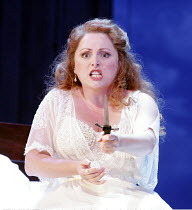 'THE MAGIC FLUTE' (Mozart - conductor: Jean-Yves Ossonce   director: Dominic Cooke),Rebecca Evans (Pamina),Wales Millennium Centre / Cardiff        14/05/2005,