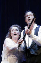 'THE MAGIC FLUTE' (Mozart - conductor: Jean-Yves Ossonce   director: Dominic Cooke),Rebecca Evans (Pamina), Peter Wedd (Tamino),Wales Millennium Centre / Cardiff        14/05/2005,