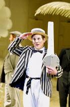 'THE MIKADO' (Gilbert & Sullivan)~Bonaventura Bottone (Nanki-Poo)~English National Opera/London Coliseum, WC2     10/12/2001