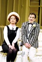 'THE MIKADO' (Gilbert & Sullivan) Alison Roddy (Yum-Yum), Bonaventura Bottone (Nanki-Poo) English National Opera/London Coliseum, WC2     10/12/2001