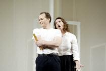 'LE NOZZE DI FIGARO' (Mozart)   (director: Daniel Farncombe   conductor: Mark Wigglesworth)~Christopher Maltman (Figaro), Sarah Fox (Susanna)~Glyndebourne Festival Opera                   06/07/2003