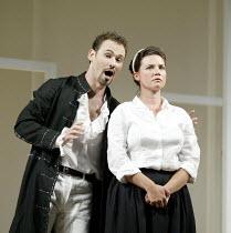 'LE NOZZE DI FIGARO' (Mozart)   (director: Daniel Farncombe   conductor: Mark Wigglesworth)~Mariusz Kwiecien (Count Almaviva), Sarah Fox (Susanna)~Glyndebourne Festival Opera                   06/07/2...