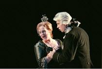 'LE NOZZE DI FIGARO'~Gillian Webster (Countess Almaviva), Dmitri Hvorostovsky (Count Almaviva)~Royal Opera / Shaftesbury Theatre  19/01/1998 ~(c) Donald Cooper/Photostage   photos@photostage.co.uk   r...