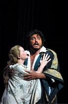 'OTELLO' (Verdi)~Jose Cura (Otello), Amanda Roocroft (Desdemona)~The Royal Opera, London WC2  19/04/2001