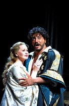 'OTELLO' (Verdi)~Amanda Roocroft (Desdemona), Jose Cura (Otello)~The Royal Opera, London WC2  19/04/2001