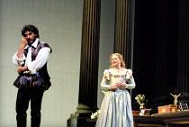 'OTELLO' (Verdi) Jose Cura (Otello), Amanda Roocroft (Desdemona) The Royal Opera, London WC2  19/04/2001