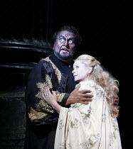 'OTELLO' (Verdi - conductor: Antonio Pappano   original director: Elijah Moshinsky),Ben Heppner (Otello), Amanda Roocroft (Desdemona),The Royal Opera / Covent Garden   London WC2         28/06/2005,