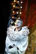 'PAGLIACCI' (Leoncavallo)   (conductor: Antonio Pappano   producer: Franco Zeffirelli)~Placido Domingo (Canio)~The Royal Opera / Covent Garden, London WC2           10/07/2003