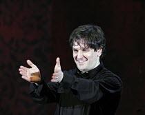 'DIE WALKURE' (Wagner - conductor: Antonio Pappano   director: Keith Warner   ~set design: Stefanos Lazaridis   costume design: Marie-Jeanne Lecca   lighting: Wolfgang Gobbel)~Antonio Pappano acknowle...