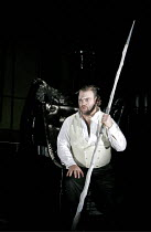 'DAS RHEINGOLD' (Wagner - conductor: Antonio Pappano   director: Keith Warner  ,set design: Stefanos Lazaridis   costume design: Marie-Jeanne Lecca   lighting: Wolfgang G�bbel),Bryn Terfel (Wotan),The...