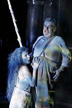 'DAS RHEINGOLD' (Wagner - conductor: Antonio Pappano   director: Keith Warner  ,set design: Stefanos Lazaridis   costume design: Marie-Jeanne Lecca   lighting: Wolfgang G�bbel),Heather Shipp (Wellgund...