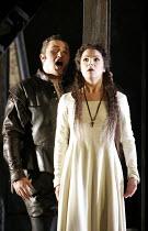 'RIGOLETTO' (Verdi - conductor: Edward Downes   original director: David McVicar),Piotr Beczala (Duke of Mantua), Anna Netrebko (Gilda),The Royal Opera / Covent Garden   London WC2        10/06/2005,