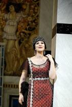 LA RONDINE  by Giacomo Puccini  conductor: Gianluigi Gelmetti  set design: Ezio Frigerio  costumes: Franca Squarciapino  director: Nicholas Joel   ~Angela Gheorghiu (Magda)~The Royal Opera, Covent Gar...